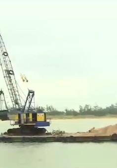 Phú Yên khẩn trương nạo vét âu thuyền ở cảng cá Đông Tác