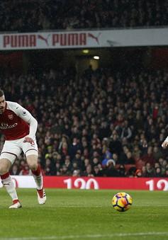 VIDEO Arsenal 5-1 Everton: Ramsey lập hattrick, tân binh đồng loạt tỏa sáng