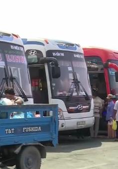 70.000 lượt xe khách phục vụ dịp Tết tại TP.HCM