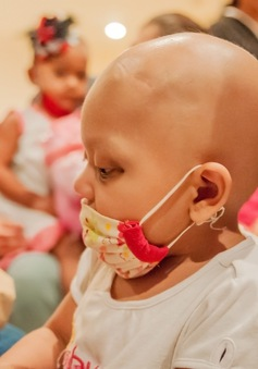 Ung thư trẻ em: Nhiều trường hợp phát hiện muộn