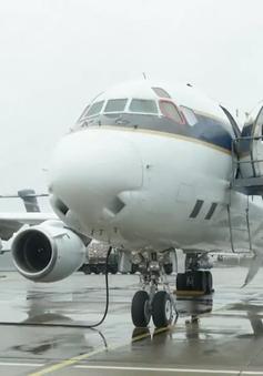 Nghiên cứu giảm thiểu ô nhiễm khí thải từ máy bay