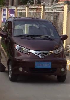 Chế tạo thành công ô tô điện Made in Vietnam
