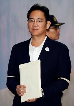 Phó Chủ tịch Tập đoàn Samsung được trả tự do