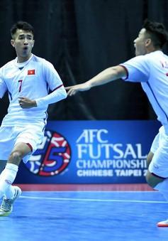 Hoãn VCK giải vô địch futsal châu Á sang năm 2021