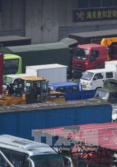Trung Quốc mở rộng danh sách hàng hóa cấm xuất khẩu sang Triều Tiên
