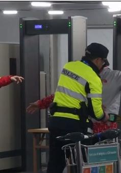 Olympic PyeongChang 2018: Thay nhân viên an ninh do virus lạ tấn công