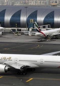 Sân bay Dubai - Sân bay đông khách quốc tế nhất thế giới