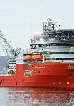 Tàu tìm kiếm máy bay MH370 biến mất bí ẩn