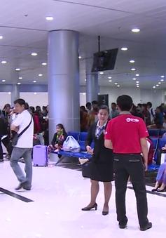 Gia tăng tình trạng chậm chuyến bay tại cảng hàng không Tân Sơn Nhất