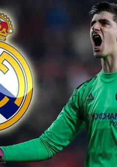 """Courtois: """"Trái tim tôi thuộc về Madrid"""""""