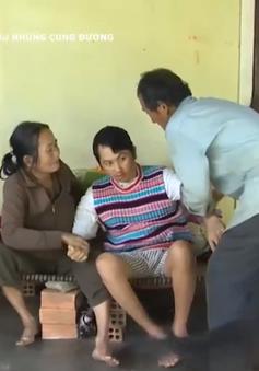 Nỗi đau của người mẹ nghèo có con bị tai nạn giao thông