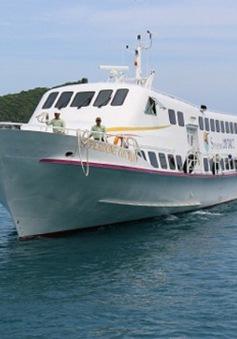 Hôm nay (7/2), bắt đầu khai thác tàu khách tuyến mới