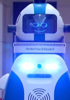Robot làm nhân viên an ninh