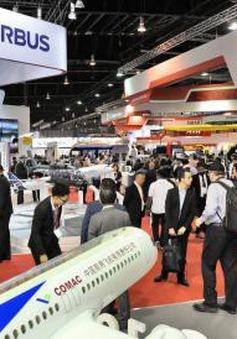 Những cơ hội từ triển lãm hàng không Singapore