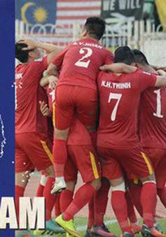 Bóng đá Việt Nam có 4 đề cử tại giải thưởng xuất sắc nhất Đông Nam Á