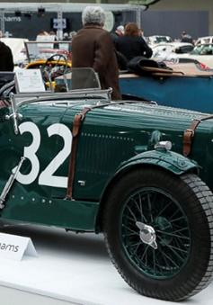 Bán đấu giá ô tô cổ tại Pháp