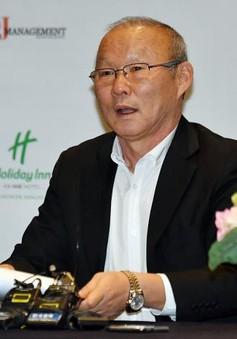 HLV Park Hang Seo được chào đón tại quê nhà