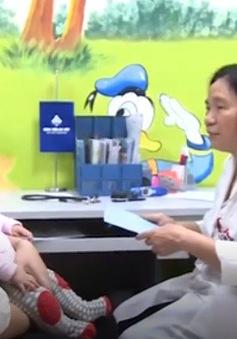 Phòng bệnh tiêu chảy mùa Đông cho trẻ