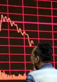 Chứng khoán châu Á đứng trước tuần giảm điểm sâu kỷ lục