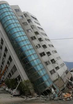 Nỗ lực cứu hộ sau động đất ở Đài Loan (Trung Quốc)