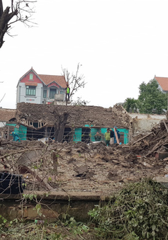 Từng xảy ra một vụ nổ chết người khác tại chính cơ sở thu mua phế liệu ở Bắc Ninh