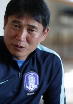 HLV U23 Hàn Quốc nóng lòng được gặp ĐT U23 Việt Nam của HLV Park Hang Seo