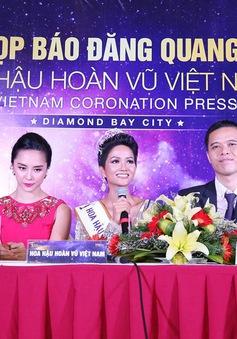 """Hoa hậu Hoàn vũ Việt Nam 2017 H'Hen Niê: """"Vương miện như hải đăng dẫn lối cho tôi"""""""