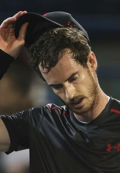 Murray chính thức nói lời chia tay Australian Open 2018
