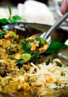 Món ngon Phương Nam: Thực đơn từ sam biển