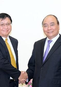 Thủ tướng tiếp Chủ tịch Tập đoàn Sojitz, Nhật Bản