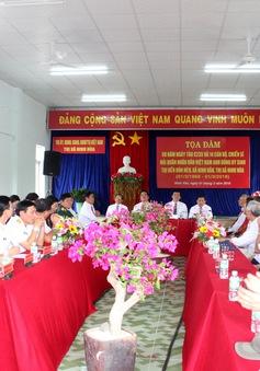 Tọa đàm kỷ niệm 50 năm ngày Tàu không số và các chiến sĩ hải quân hy sinh tại Khánh Hòa