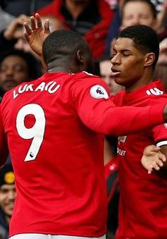 VIDEO: Rashford toả sáng sút tung lưới Liverpool, lập cú đúp bàn thắng