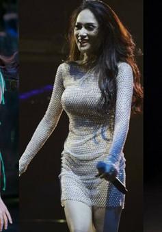 """Những phần trình diễn """"nóng bỏng"""" của Hương Giang Idol tại Hoa hậu Chuyển giới Quốc tế 2018"""