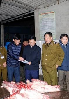 Hà Tĩnh: Xử lý 174 cơ sở vi phạm an toàn thực phẩm