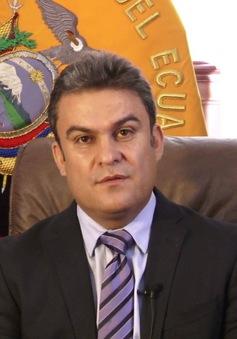 Chủ tịch Quốc hội Ecuador bị bãi nhiệm