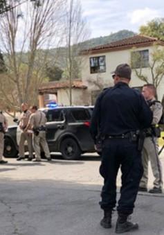 3 con tin và nghi phạm tấn công khu nhà cựu quân nhân ở California, Mỹ thiệt mạng