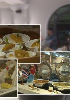 Tình hữu nghị Việt - Thái qua văn hóa ẩm thực