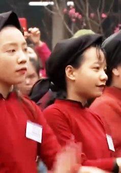 Phú Thọ bảo tồn di sản hát xoan bằng du lịch