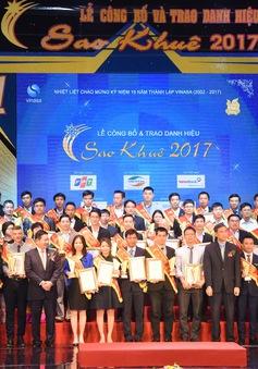 92 sản phẩm qua vòng Sơ khảo Danh hiệu Sao Khuê 2018