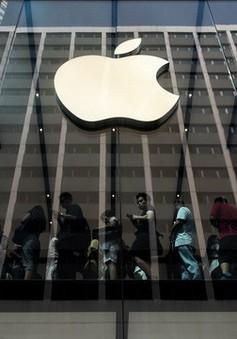 Giá trị thị trường của Apple cán mức kỷ lục mới