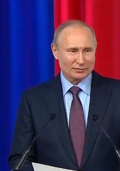 Tại sao ông Putin được người dân Nga tín nhiệm?