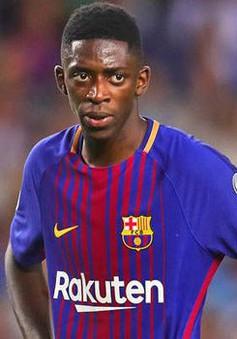 Chuyển nhượng bóng đá quốc tế ngày 14/3: Dembele tìm đường thoát khỏi Barcelona