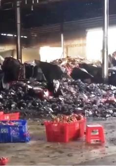 24 vụ cháy lớn xảy ra trong 2 tháng đầu năm 2018 tại Bình Thuận