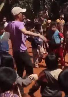 Chàng trai dạy nhảy cho trẻ em nghèo Đông Nam Á