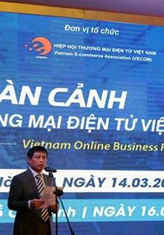 TP.HCM tiếp tục dẫn đầu về Chỉ số thương mại điện tử