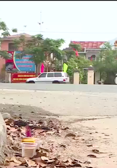 """Nhức nhối """"điểm đen giao thông"""" ở Thừa Thiên Huế"""