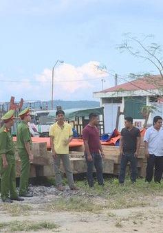 Làm rõ 7 đối tượng trong vụ vận chuyển gỗ lậu quy mô lớn tại Đăk Lăk