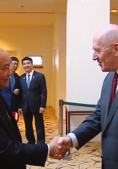 Quan hệ Việt Nam - Australia phát triển mạnh mẽ cả bề rộng lẫn chiều sâu