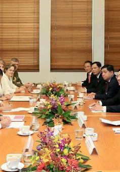 Thủ tướng đề nghị Australia khuyến khích các doanh nghiệp đầu tư tại Việt Nam