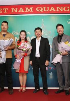 Giải Âm nhạc Cống hiến lần thứ 13: Gần 100 nhà báo tham gia bình chọn